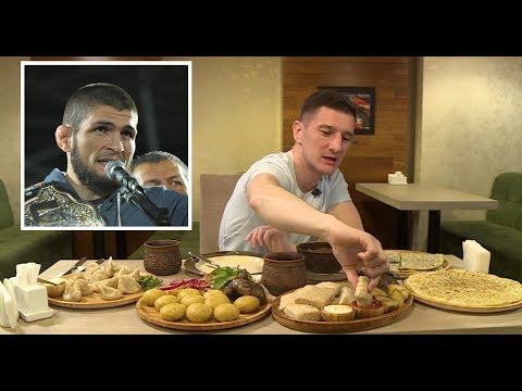 Eat like Khabib: Dagestani food that fuels the UFC champ