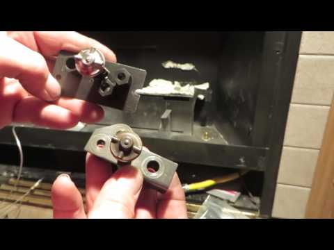 Obadiah's: Gas Fireplace Troubleshooting - Replacing The Pilot Assembly