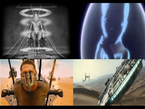 La Science fiction au cinéma. Sci-fi movies. De Méliès à Star wars.