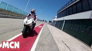 8. MV Agusta F3 800 | First Rides | Motorcyclenews.com