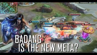 Video BADANG IS THE NEW META?? - MOBILE LEGENDS - GUSSION SKIN GIVEAWAY - GAMEPLAY - RANK GAME MP3, 3GP, MP4, WEBM, AVI, FLV Januari 2019