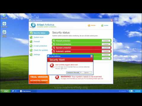 0 A fast Antivirus Analysis and Removal