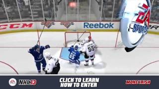 NHL 13 | Plays Of The Week | Round 10