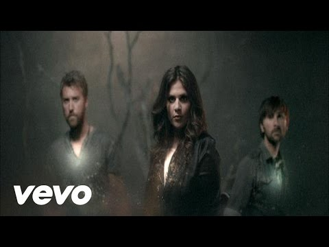 Lady Antebellum - Wanted You More видео