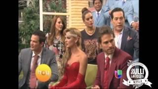 Sebastin Rulli y el elenco de Perfume de Gardenia en el programaHoy
