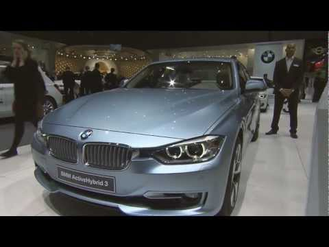 BMW  Женевский автосалон 2012 Автомобили BMW
