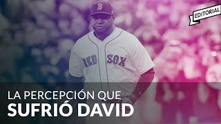 La Percepción Que Sufrió David Ortiz #BIGPAPI #Editorial – #Antinoti Junio 12 2019