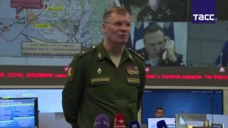 Обнаружены фрагменты корпуса Ту-154, спасательно-поисковая операция продолжается – Минобороны РФ