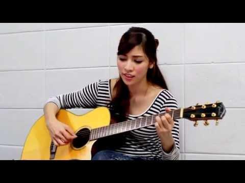 คงไม่ทัน - สงกรานต์ รังสรรค์ THE VOICE ACOUSTIC VERSION GUITAR COVER by ลิลี่ (видео)