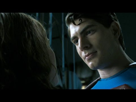 Lois Interviews Superman | Superman Returns