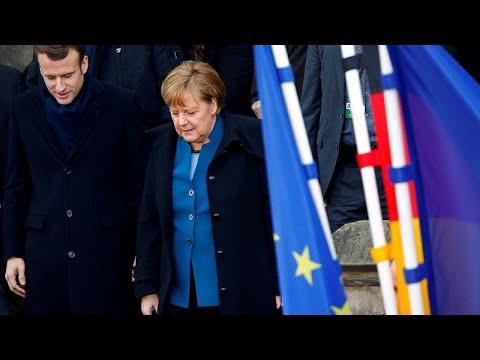 Νέα γαλλο-γερμανική συνθήκη για εμβάθυνση της διμερούς συνεργασίας …