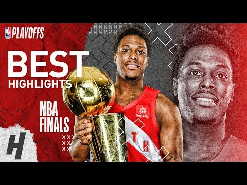 Kyle Lowry Full Series Highlights Raptors Vs Warriors | 2019 NBA Finals