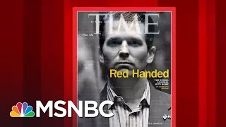Time's Michael Scherer joins Morning Joe to reveal the magazine's latest cover on Donald Trump Jr. and what his meeting with a Russian lawyer says about the ...