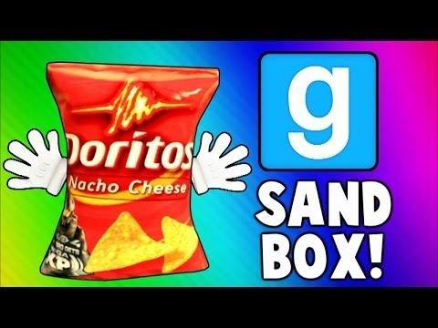 Gmod Sandbox Funny Moments - Majestic Forest, Dick Rocket, Watermelon Roulette (Garry's Mod)