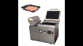 tabletop vacuum skin packing machine for beginner wecanpak china factory price youtube video