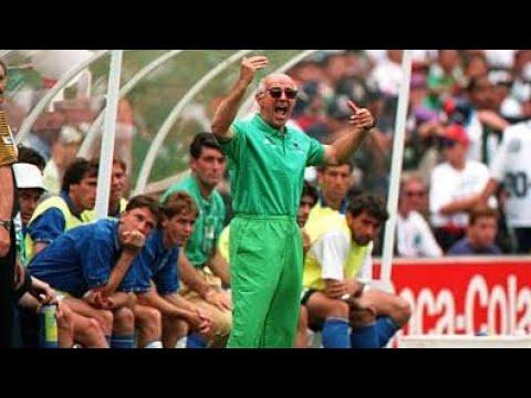 Football's Greatest Managers - Arrigo Sacchi