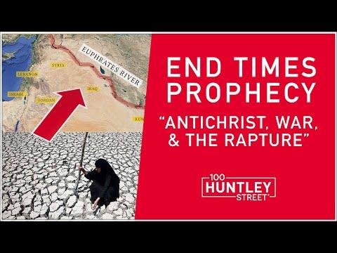 The End Times: Antichrist, Rapture, Final Battle &  Christ's Return - Mark Hitchcock
