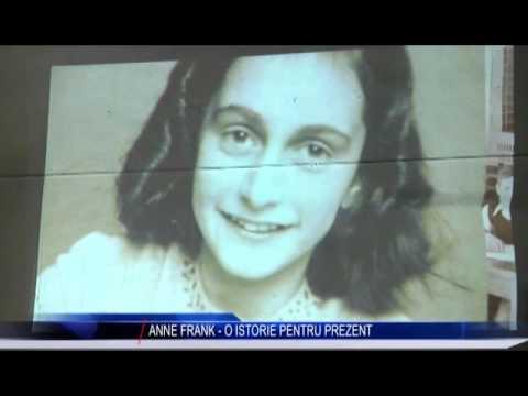 ANNE FRANK – O ISTORIE PENTRU PREZENT