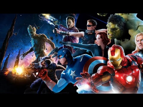 Avengers And Guardians Of The Galaxy On-Screen Team Up? – AMC Movie News