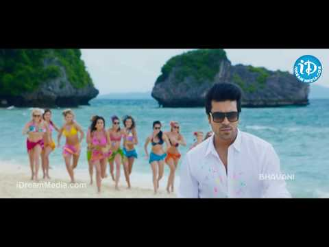 Yevadu Movie Songs - Oye Oye Video Song ||  Ram Charan, Shruthi Haasan, Amy Jackson || DSP