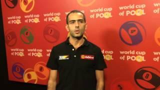 Dafabet World Cup of Pool 2015: Romania beat Indonesia 7-5