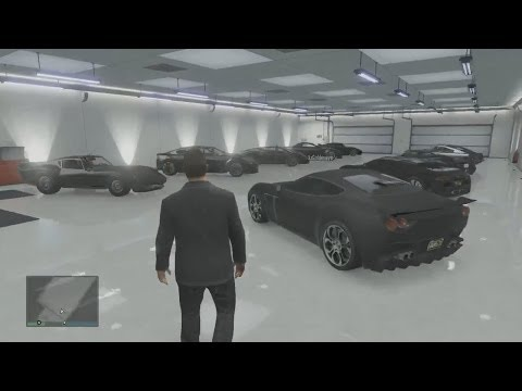 comment modifier auto gta 4