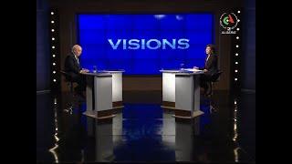 Visions reçoit  Abdelaziz Rehabi sur Canal Algérie
