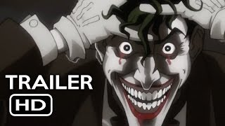 Nonton Batman: The Killing Joke Official Trailer (2016) Kevin Conroy, Mark Hamill Superhero Movie HD Film Subtitle Indonesia Streaming Movie Download