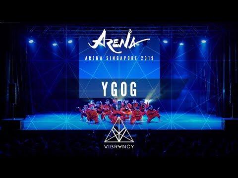 YGOG | Arena Singapore 2019 [@VIBRVNCY 4K] - Thời lượng: 3 phút, 35 giây.