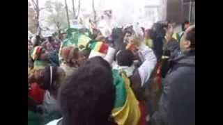 Ethiopians In Germany Denounced The Retrograde Racist Regime In Saudi Arabia