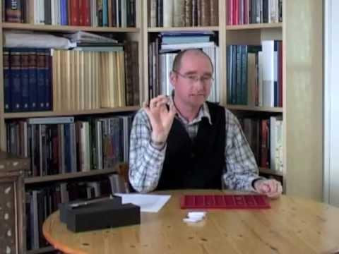 Römische Münzen mit Prof Kevin Butcher - Gibt dem Kaiser