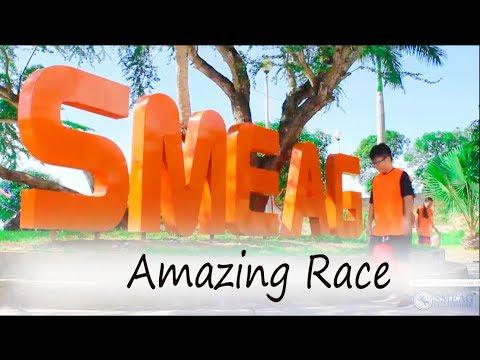 [Learning English] English Academy in Cebu, Philippines:  Amazing Race 2017