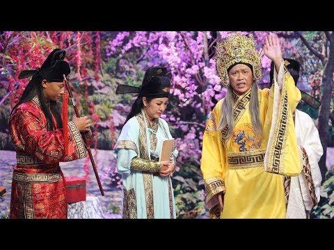 Hoài Linh trách Thúy Nga, Thiên Vương, Võ Hạ Trâm tắc trách   Hài Hoài Linh 2018 [FULL HD] - Thời lượng: 24 phút.