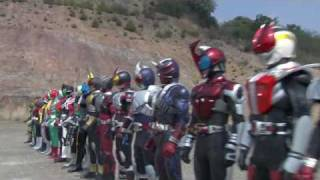 Nonton Kamen Rider Decade Movie Trailer Film Subtitle Indonesia Streaming Movie Download