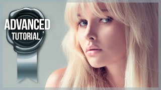 Advanced Photoshop Tutorial #6 - Professional Color Grading With A Gradient Map