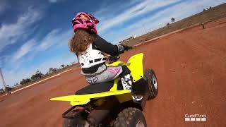 2. MXTV Bike Review - Suzuki Quadsport Z90