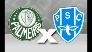 FICHA TÉCNICA PALMEIRAS 3 X 2 PAYSANDU Local: estádio do Pacaembu, em São Paulo (SP) Data: 17 de agosto de 2013,...