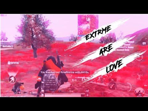 EXTRME⚡ARE LOVE    PUBG LITE MONATGE    XND GAMING