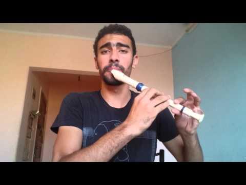 當直笛遇上Beatbox的時侯,我已經被這混合的音樂征服了。