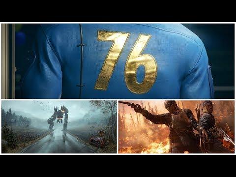 Fallout 76 не пустят в открытую Бету | Игровые новости