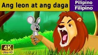 Video Ang Leon at ang Daga | Kwentong Pambata | Mga Kwentong Pambata | Filipino Fairy Tales MP3, 3GP, MP4, WEBM, AVI, FLV September 2019