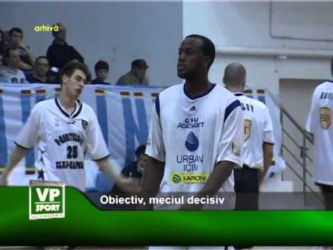 Obiectiv, meciul decisiv