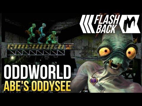 Игромания-Flashback: Oddworld: Abe's Oddysee