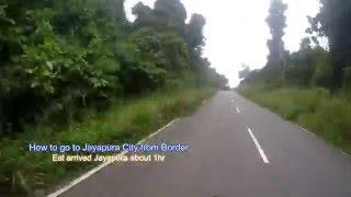 Jayapura Indonesia  city pictures gallery : Crossing from PNG to Indonesia (Vanimo to Jayapura )