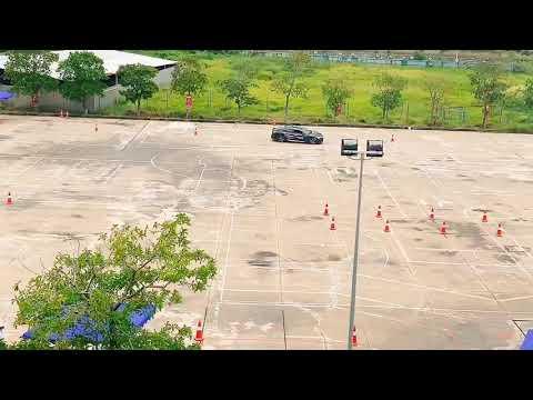 Bài thi tổng hợp kỹ năng Lái xe an toàn T9.2020
