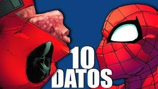 Video La complicada relación entre Deadpool y Spider-Man MP3, 3GP, MP4, WEBM, AVI, FLV Agustus 2018