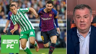 Download Video Barcelona's defensive woes made clear in loss vs. Real Betis | La Liga MP3 3GP MP4
