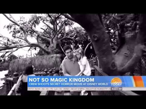 Escape From Tomorrow - Horror Film Secretly Shot At Disney World - [Today Show - October 14 2013]