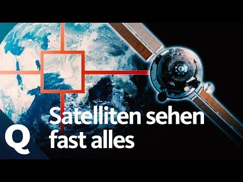 Fünf Dinge, die Satellitenbilder offenbaren