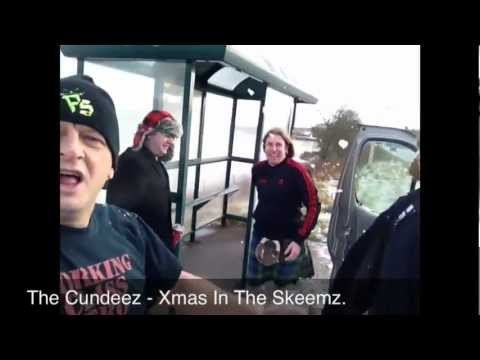 skeemz - Recorded at a bus stop outside Dyce .....